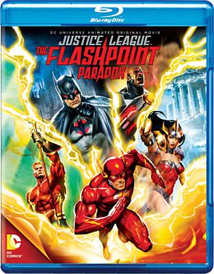 JUSTICE LEAGUE:FLASHPOINT PARADOX BY JUSTICE LEAGUE (Blu-Ray)