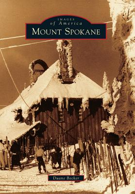 Mount Spokane By Becker, Duane